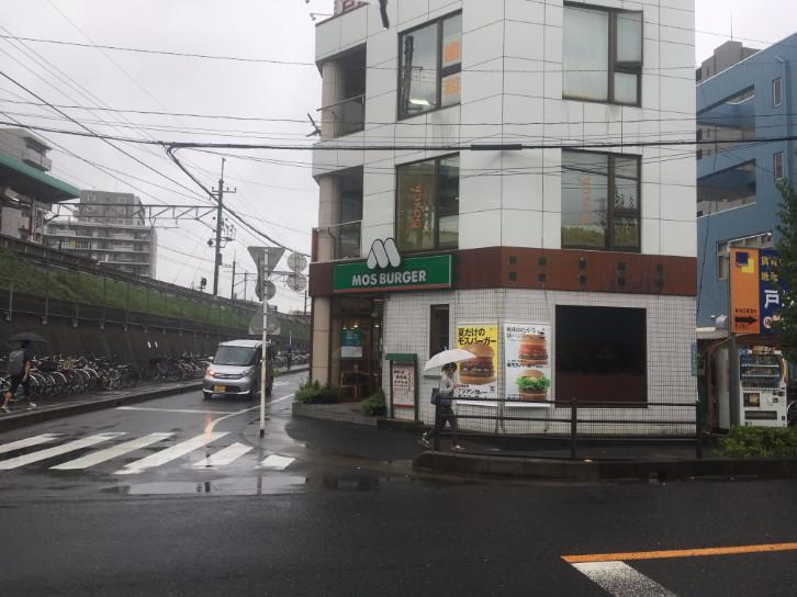 東川口駅 南口