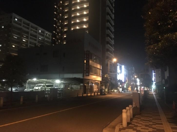 北浦和駅 大通り
