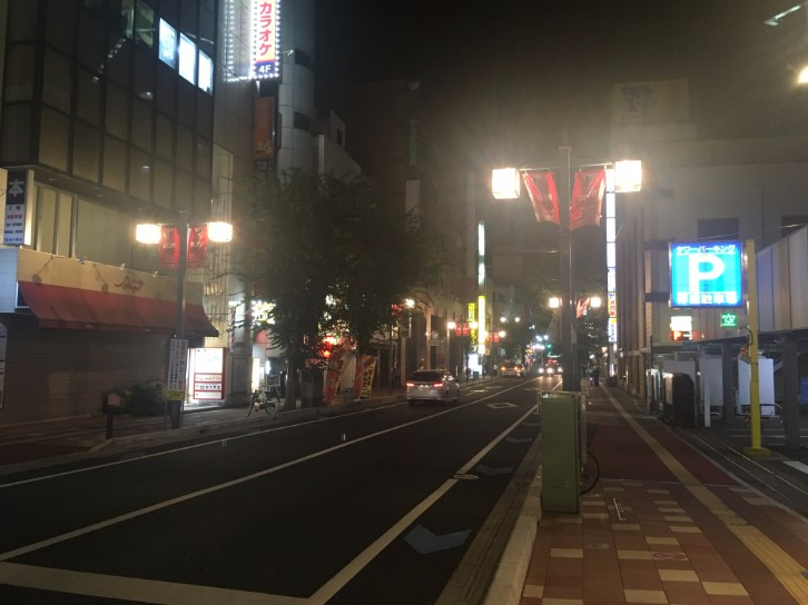浦和駅 中山道