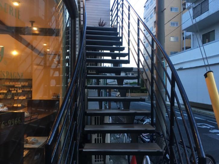 デイジー 階段