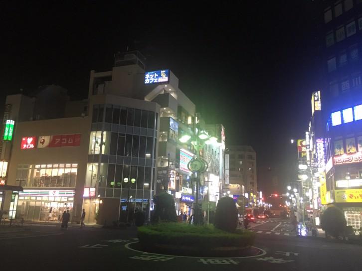 西川口 西口駅前
