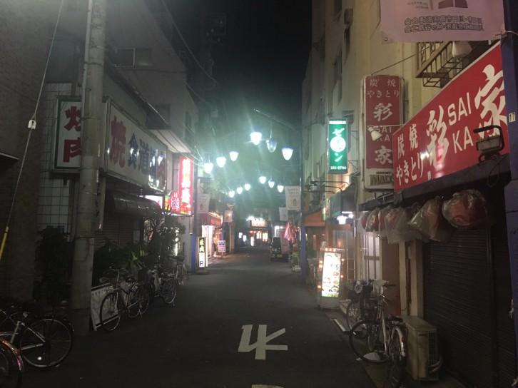 西川口 駅前