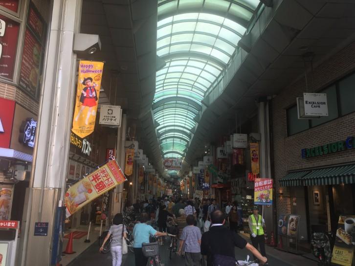 ハッピーロード大山商店街