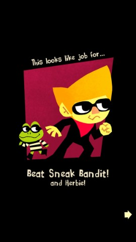 Beat Sneak Bandit