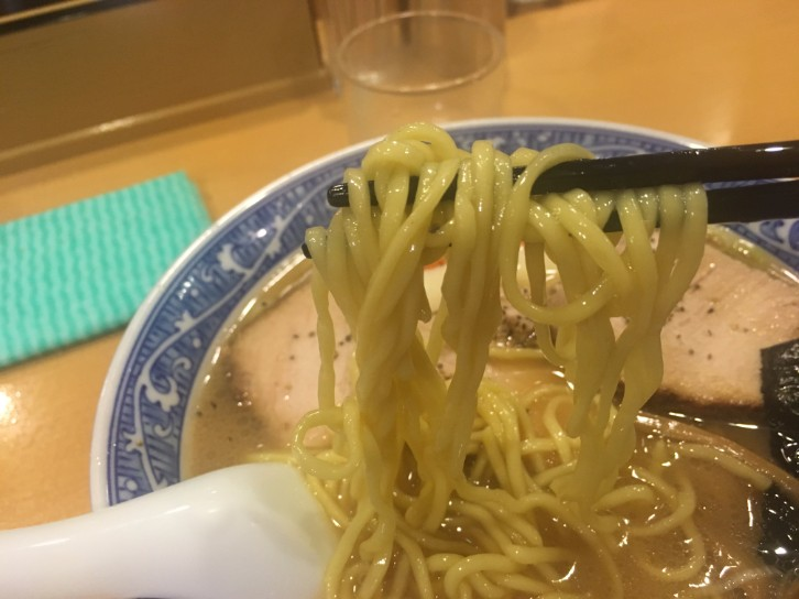青葉大宮店:麺