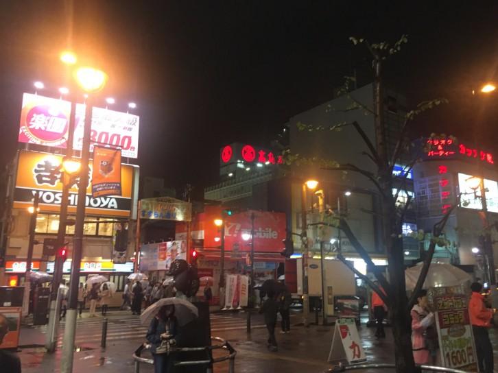 大宮駅:東口