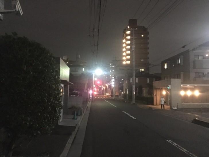 川口駅東口住宅街