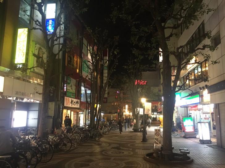 樹モール 川口銀座商店街