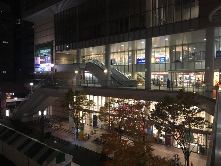 川口駅 キュポラ