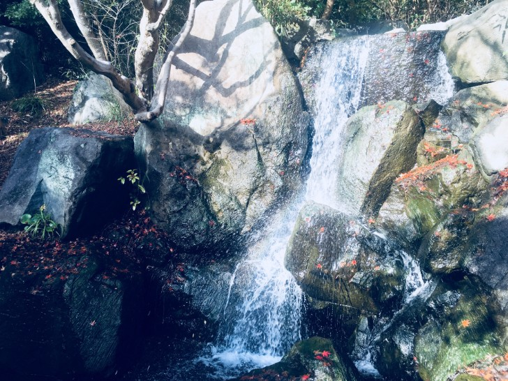 噴井(ふけい)の滝