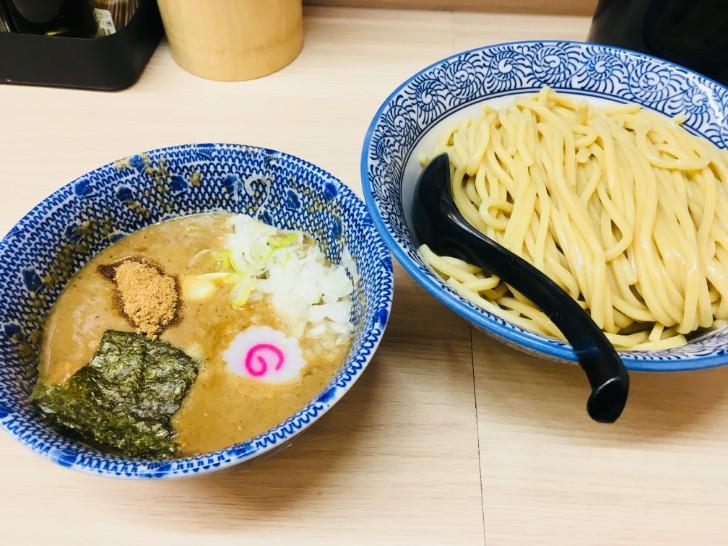 狼煙:つけ麺