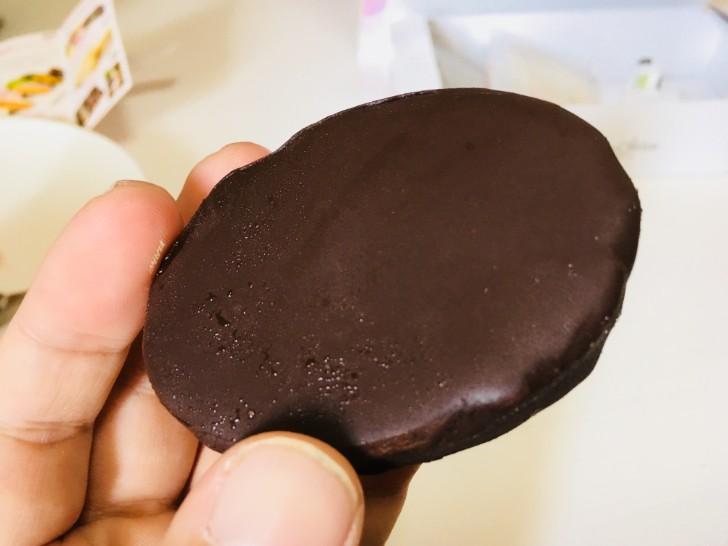 安納芋トリュフ:チョコレート