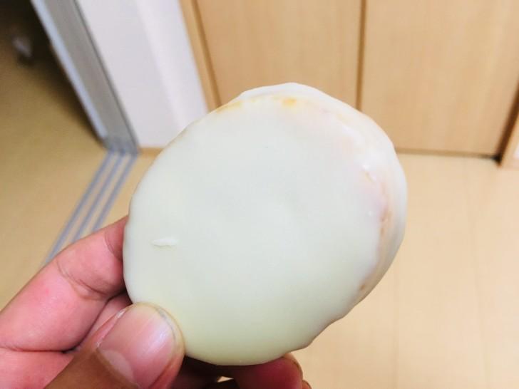 安納芋トリュフ:ホワイトチョコレート