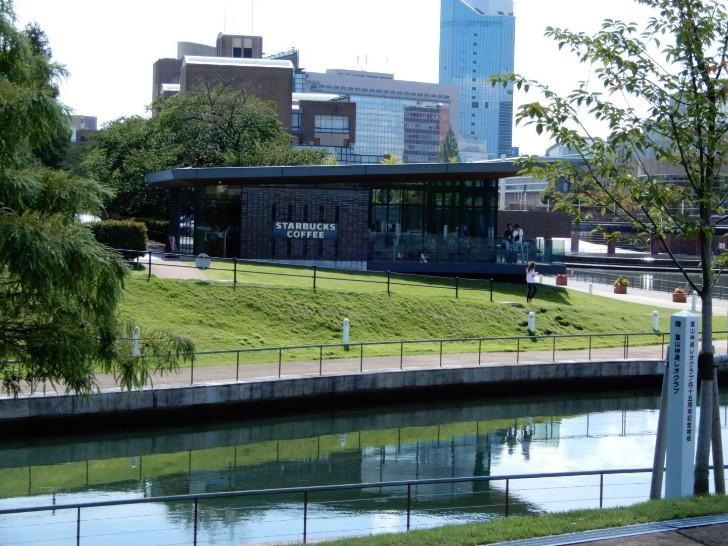 スターバックス・コーヒー環水公園店2