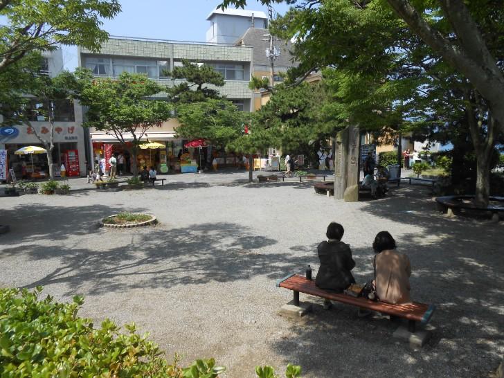 鳴門公園千畳敷