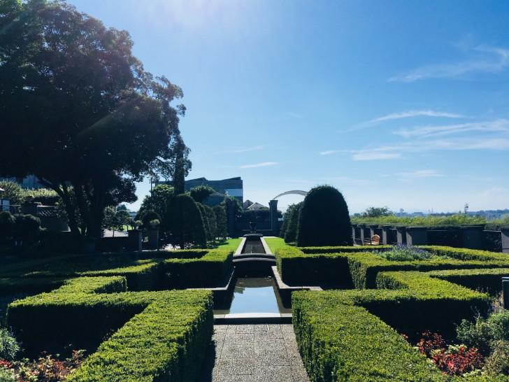 外交官の家庭園
