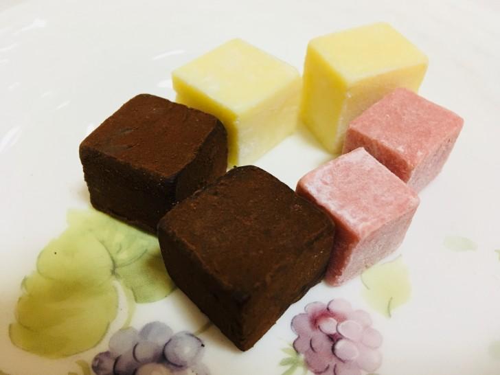 神戸魔法の生チョコレート