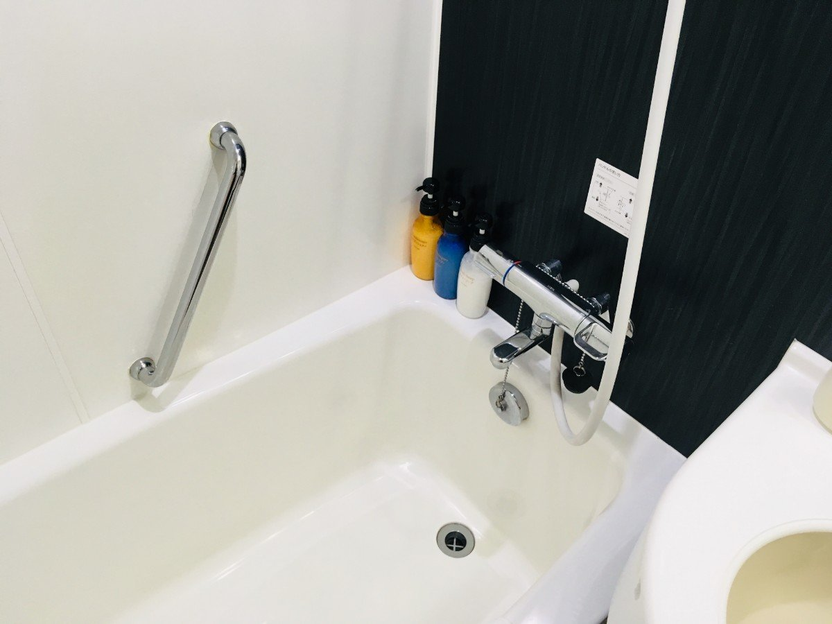 富山地鉄ホテル:風呂