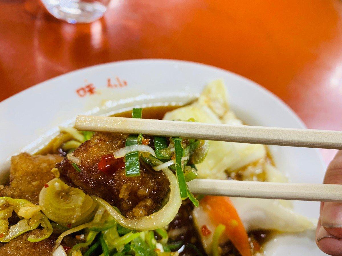 味仙酢豚2