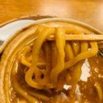 味噌煮込みうどん 麺