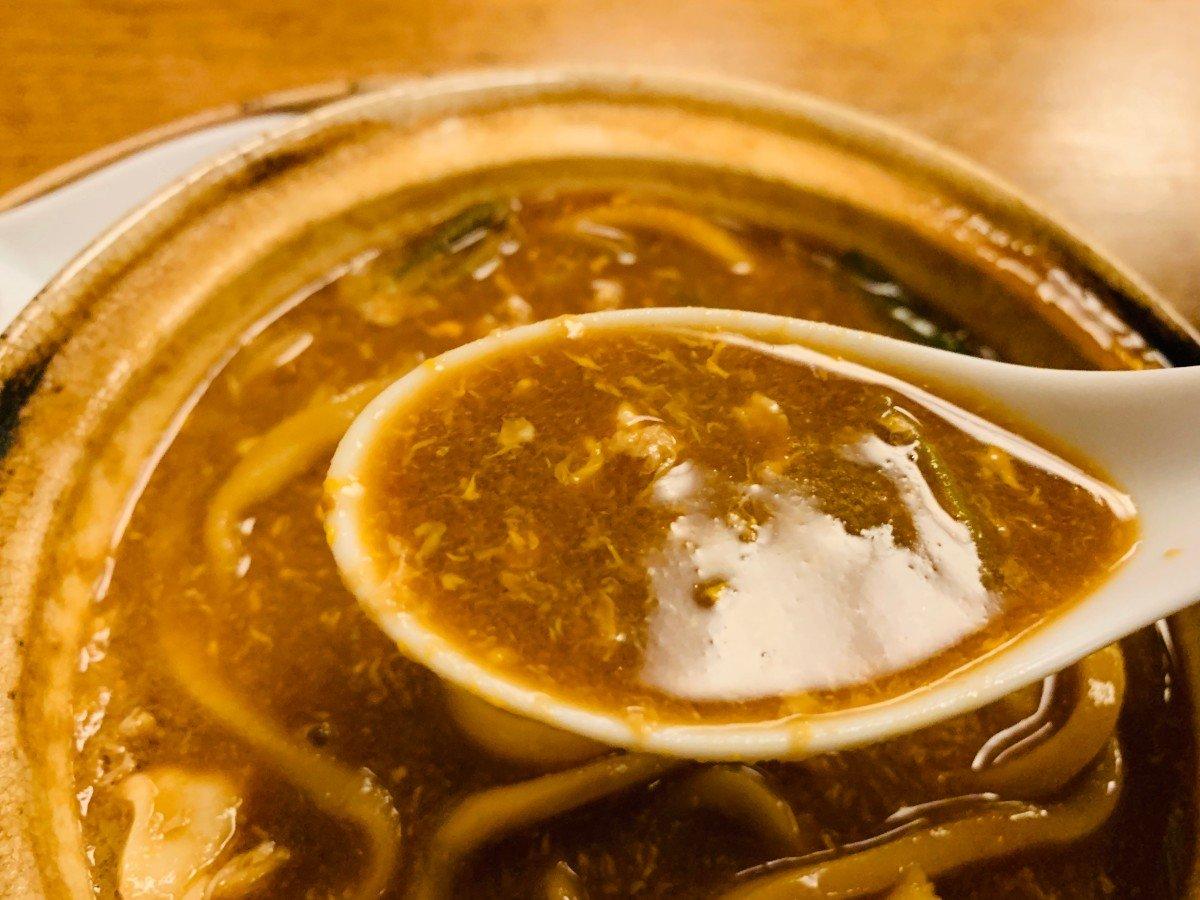 味噌煮込みうどん スープ