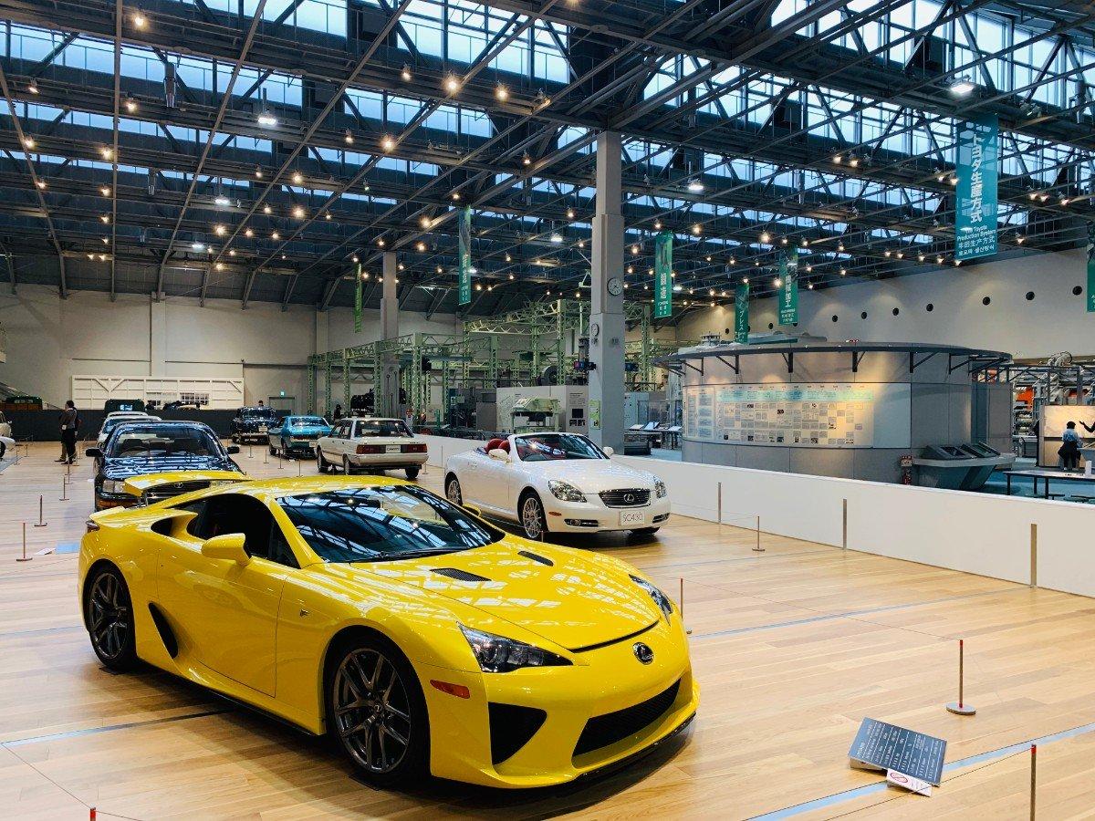 トヨタ産業記念技術館