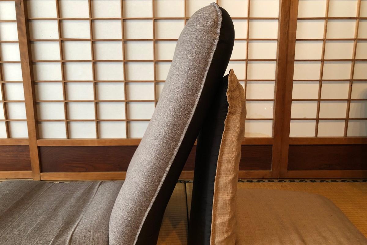 ヤマザキ ヘッドリクライニング座椅子3