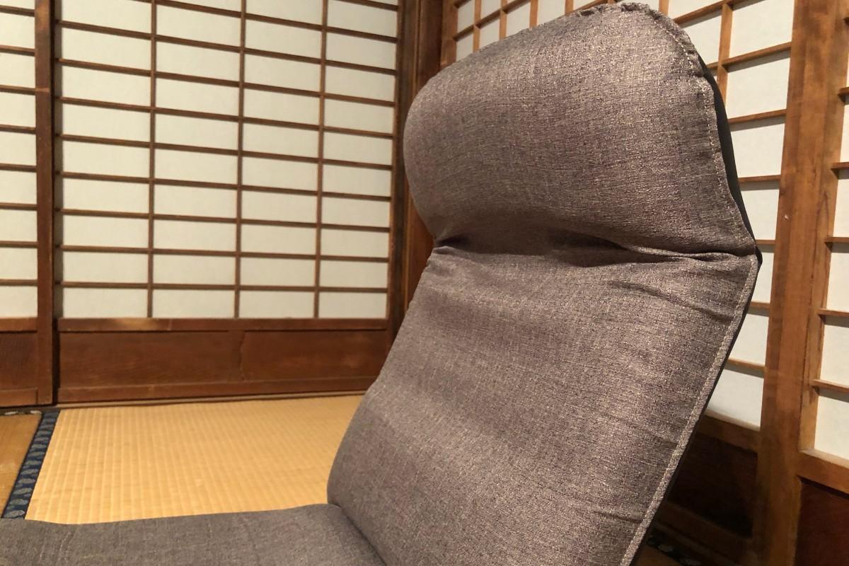 ヤマザキ ヘッドリクライニング座椅子5