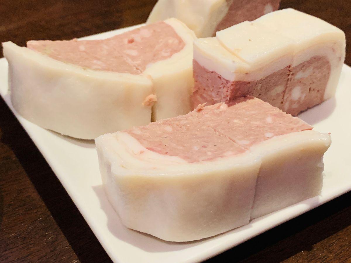 肉山お肉のパテ